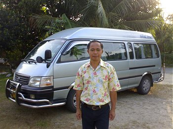 Mr. Roth Khao Lak Transport-Service